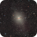 NGC 5128 - 1 of 2: Full-Galaxy View,                                Alex Woronow