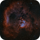 A Stellar Nursery in Cepheus - NGC7822,                                north.stargazer