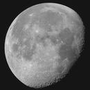 First Moon Light 7 december 2017 Tamron 150-600 x2,                                Ray Caro