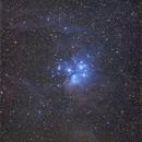 M45 Pleiades a Canon 6D Redcat shoot,                                Niko Geisriegler