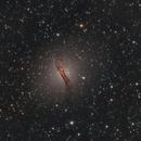 NGC 5128,                                Gerson Pinto