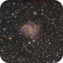 NGC6946 firework galaxy,                                cguvn