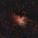 M16 Eagle Nebula,                                Julian Rigo