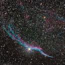 NGC 6960,                                Patrick Strobel
