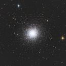 Hercules Globular Cluster,                                Kostas Papageorgiou