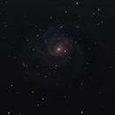 Pinwheel Galaxy M101,                                kcperk