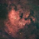NGC7822 / Ced 214,                                Philipp Weller