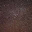 Milky Way Widefield,                                Julian Claxton