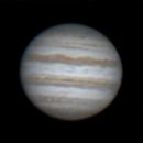 Jupiter animation 3/26/2016,                                rigel123