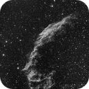 NGC6992 Ha,                                Bernard DELATTRE
