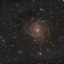 IC 342 The hidden galaxy,                                John