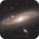 M31 - The Andromeda Galaxy,                                Christophe Perroud