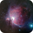 M42 Orions Nebula - The Third Attempt,                                Andrew N.