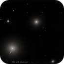 M87 with jet,                                German