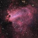 M 17. Omega Nebula.,                                Vlad Onoprienko