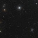 M53 and NGC5053,                                Barry Wilson