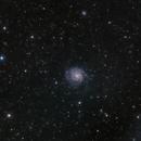 M101 LRGB,                                John Massey