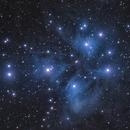 M45 - Pleiades,                                TomBramwell