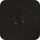 Messier 46 and Messier 47,                                David Cocklin