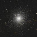 Messier 13,                                Michael Dütting