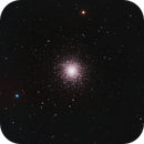 M 13 Great Cluster,                                Brian Blau
