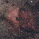 NGC 7000,                                Philipp Watzlawik