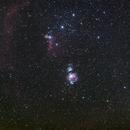 Orion area,                                PiPais