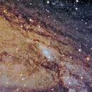 NGC 206 - Andromeda,                                Bob Gillette