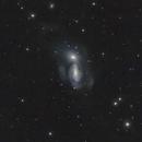 NGC 3226 + 3227 in Leo,                                Aurelio55