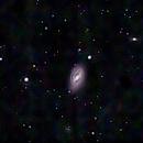 Messier 109,                                simon harding
