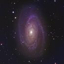 M 81,                                NighttimeskyGuy