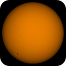 Coloured Sun 5th October 2016 , 09:00 BST.,                                steveward53