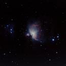 The Orion Nebula,                                AstroBread