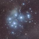M45 LRGB,                                John Massey