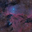NGC-6188 Flying Dragons, LHa-RGB,                                Iñigo Gamarra