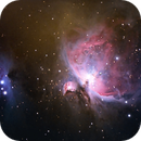 M42 Orion Nebula with Running man,                                Nikolaos Karamitsos