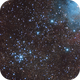 NGC 6531 - Messier 21,                                Maicon Germiniani