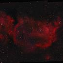 IC1848 - The Soul Nebula - 6 panel mosaic,                                Randy Roy