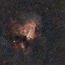M17 Omega nebula,                                Rod771