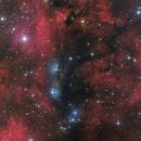 NGC 6914 in Cygnus,                                Axel Rau