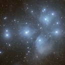 M45, the Pleiades,                                raguramm