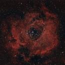 NGC2244-Rosetta Nebula,                                umbarak