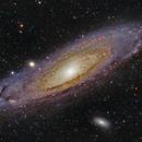 Andromeda Galaxy · M 31,                                Luigi di Grazia