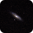 M31 - Andromeda Galaxy,                                Steve Ludwig