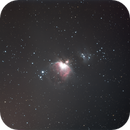 M42 Orion Nebula (Collected 12_25_2021),                                seadogger