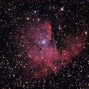 NGC281 LRGB,                                Guido Bosco