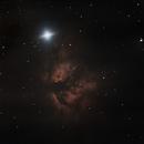 NGC 2024 - Flame Nebula,                                Dave