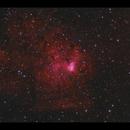 NGC 1491 - The Wild Boar Nebula in Perseus,                                Göran Nilsson