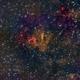W01: The Horseshoe in the Cygnus Region,                                orangemaze