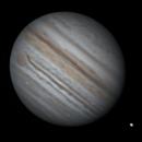 Jupiter and fleeing Io,                                Khisamutdinov Maksim